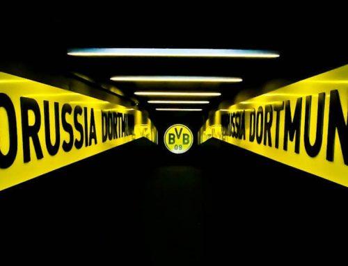 Borussia Dortmund Stadium Tour – Signal Iduna Park