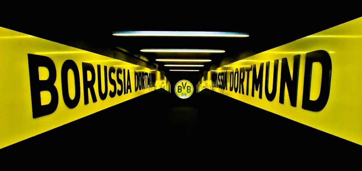 Borussia Dortmund Stadium Tour - Signal Iduna Park