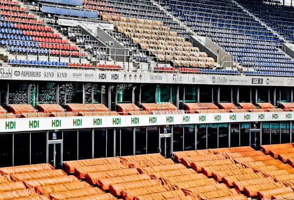 HDI Arena - VIP Area