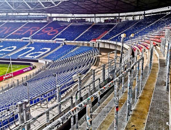 Safe Standing - Hannover 96