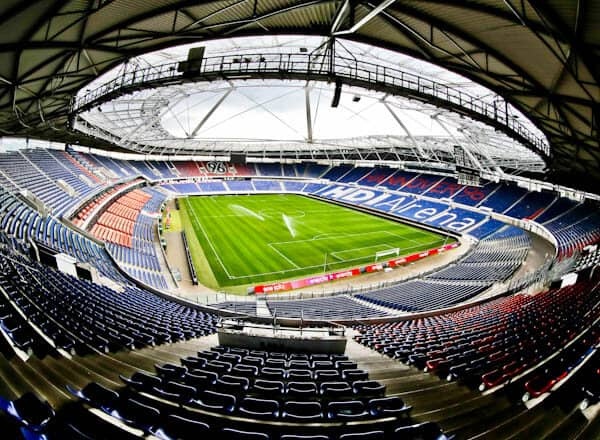 Hannover 96 Stadium Facts - HDI Arena