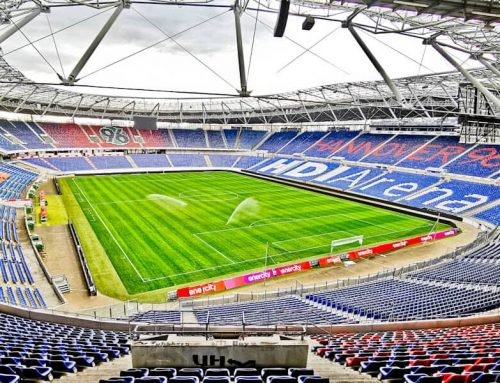 Hannover 96 Stadium Tour / Match Day – HDI Arena