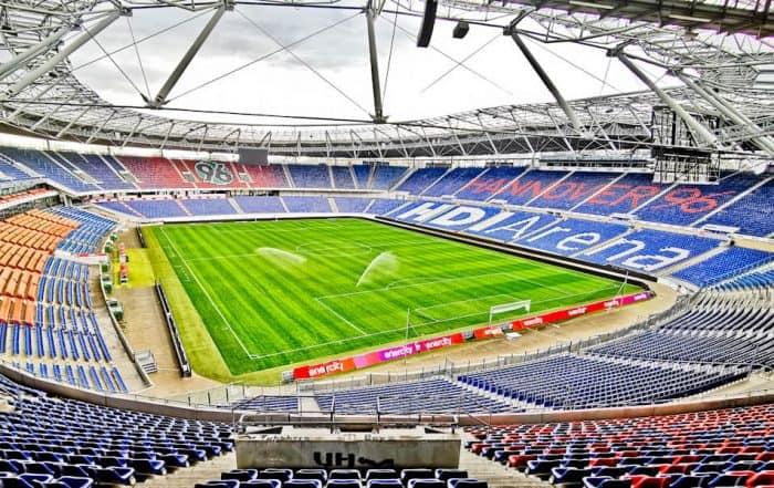 Hannover 96 Stadium Tour - HDI Arena