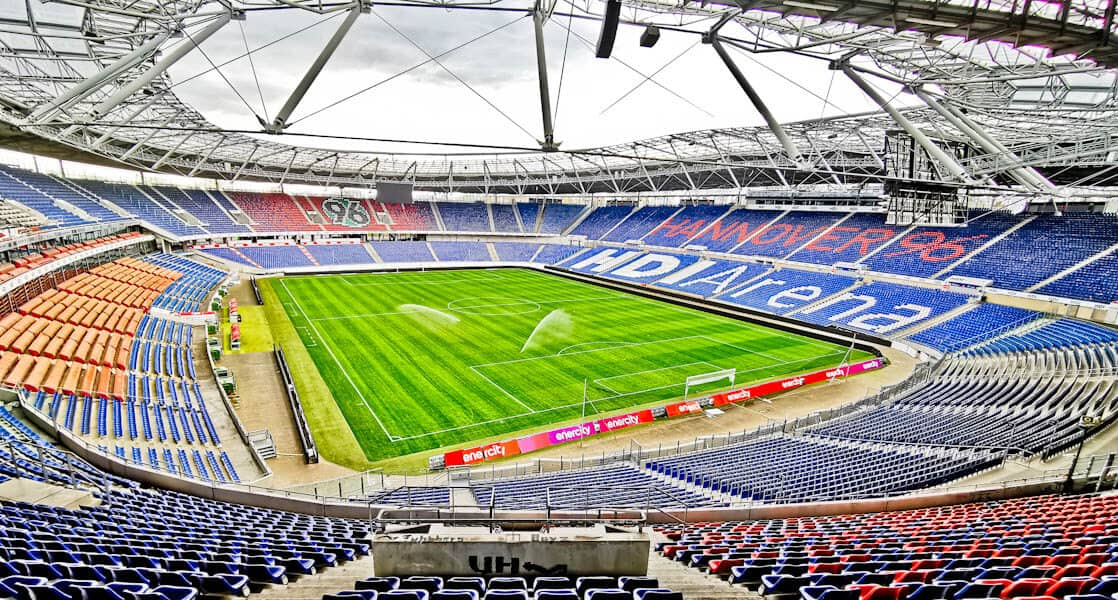 Hannover 96 Stadium Tour Match Day Hdi Arena Only By Land