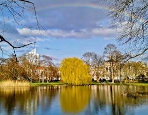 Rainbow in Hannover