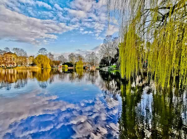 Masch Park, Hannover