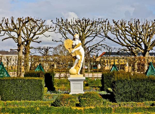 Statue at Herrenhausen Gardens
