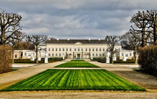 Royal Gardens of Herrenhausen - Hannover Germany