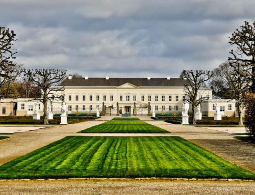 Royal Gardens of Herrenhausen – Hannover Germany