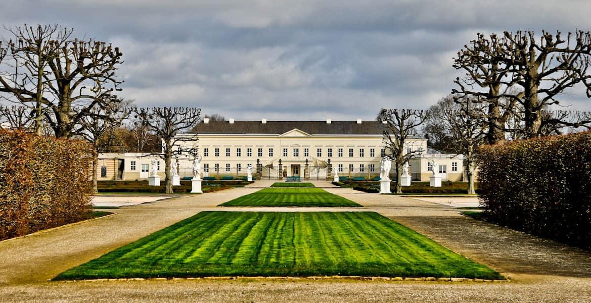 Royal Gardens of Herrenhausen - Hannover Germany
