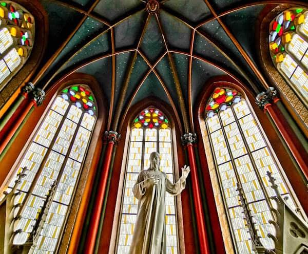 Chapel at Marienburg Castle