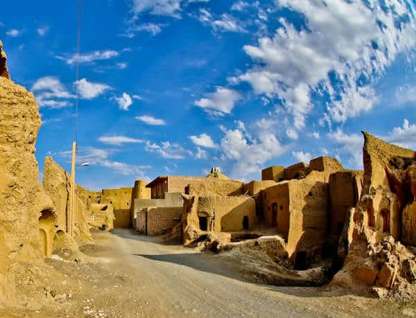 Bayazeh village - Iran