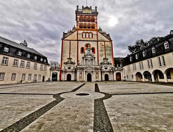 Saint Matthias' Abbey - Trier Germany