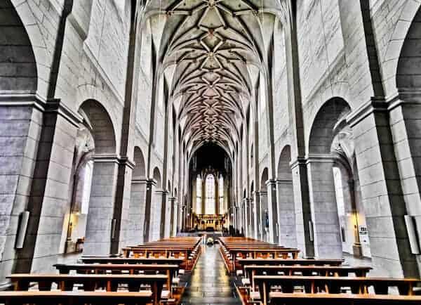 Saint Matthias Abbey - Trier Germany