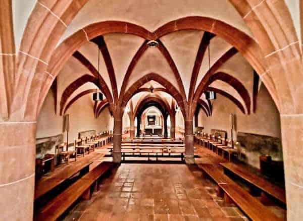 Saint Matthias' Crypt