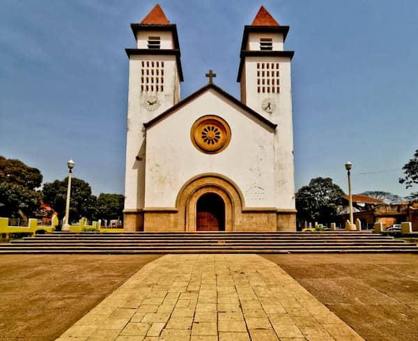 Catholic Church in Bissau
