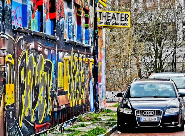 Street Art in Linden Hannover