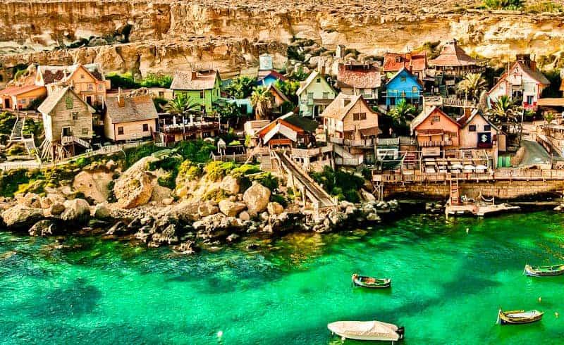 Popeye Island Malta