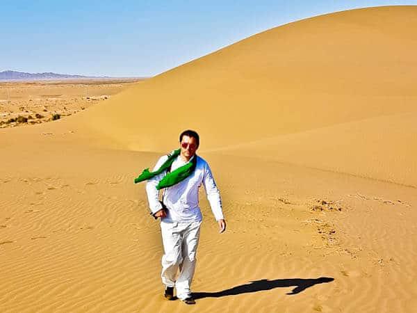 Instagram Spots in the Iranian Desert