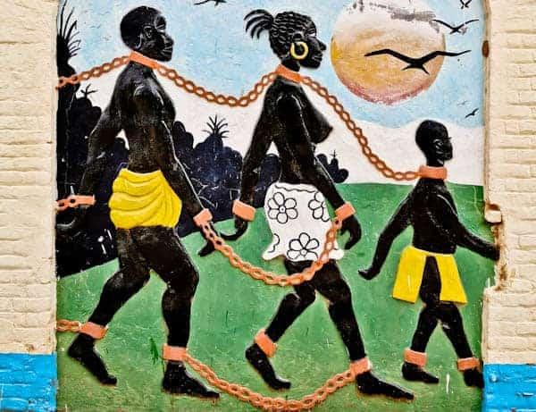 Slave Island Gambia