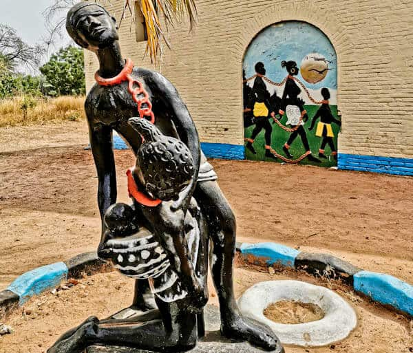 Slave Museum in The Gambia