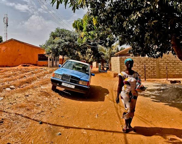 Outskirts of Bissau