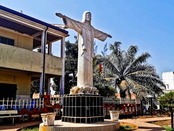 Christ the Redeemer - Guinea Bissau