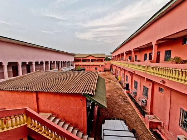 Hotel in Boke, Guinea