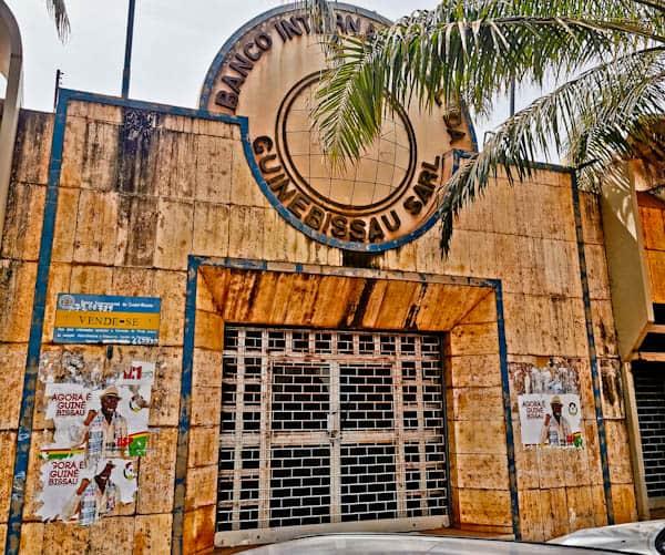 Colonial International Bank of Bissau