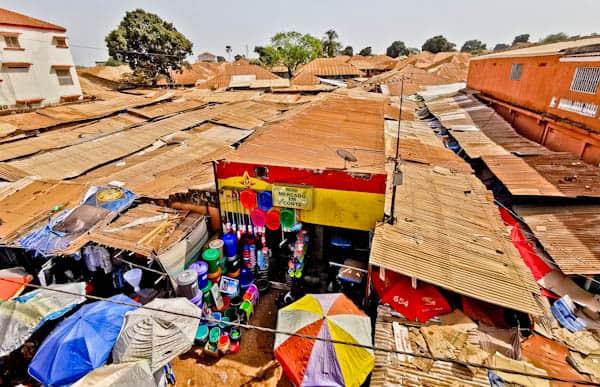 Bandim Market
