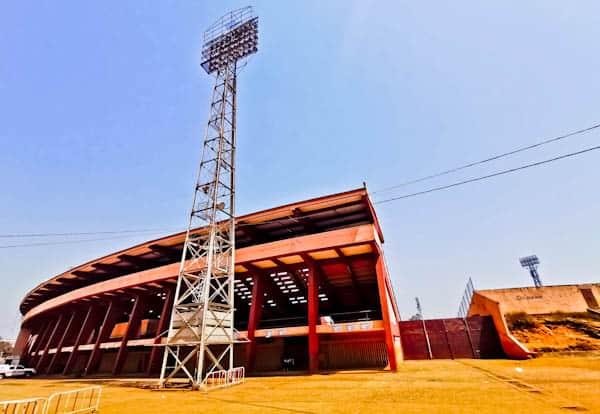 Stade du 28 Septembre - Location