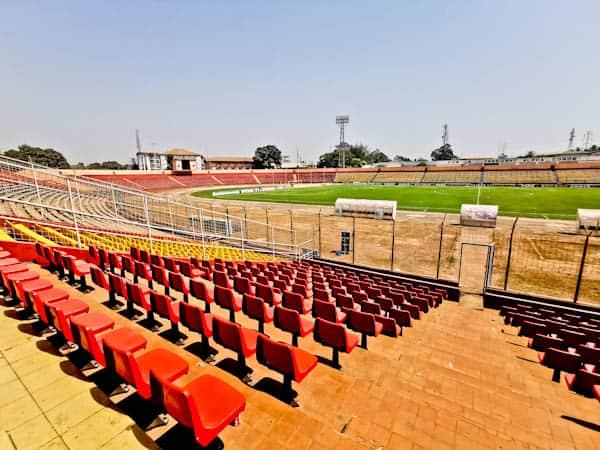 Stade du 28 Septembre, Conakry