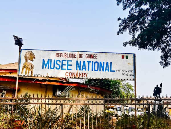 National Museum of Guinea Conakry