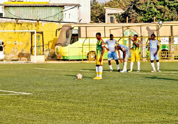 Stade de la Mission, Conakry
