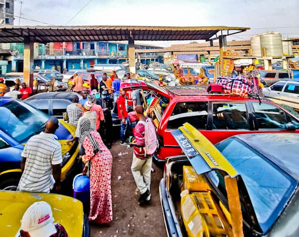 Travel from Conakry to Freetown by Land