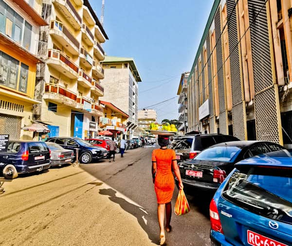 Streets of Conakry