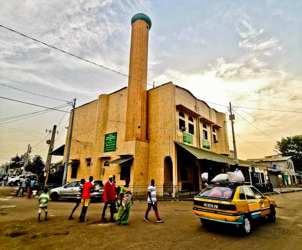 Mosques of Conakry Guinea