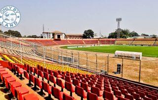 Stade du 28 Septembre - Stadium Tour - Conakry Guinea