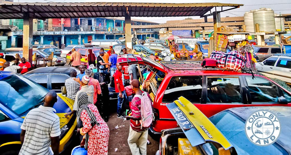 How to Travel from Conakry to Freetown by Land