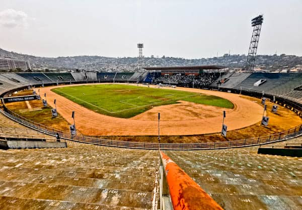 Sierra Leone National Stadium Panoramic