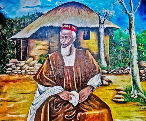 Bai Bureh Street Art