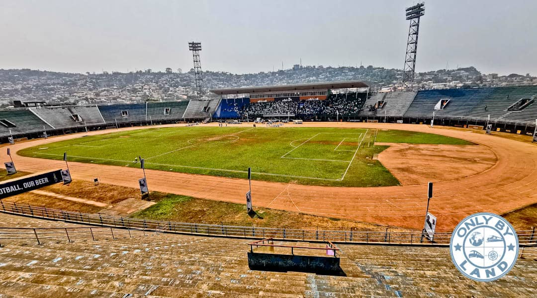National Stadium of Sierra Leone Tour - Freetown