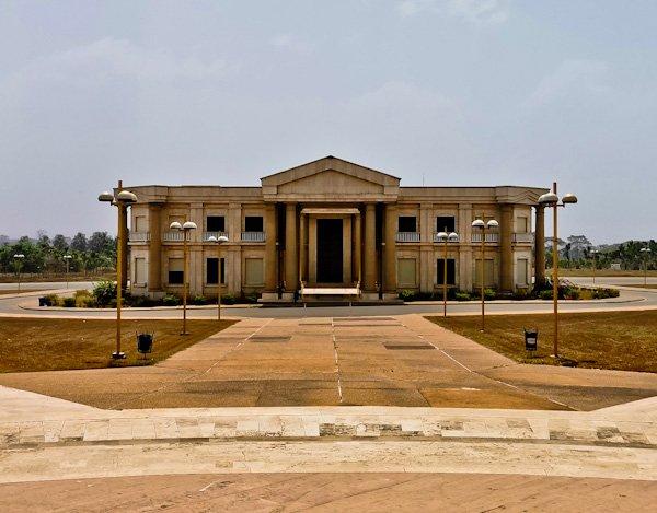 Apostolic Palace, Basilica of Yamoussoukro Ivory Coast