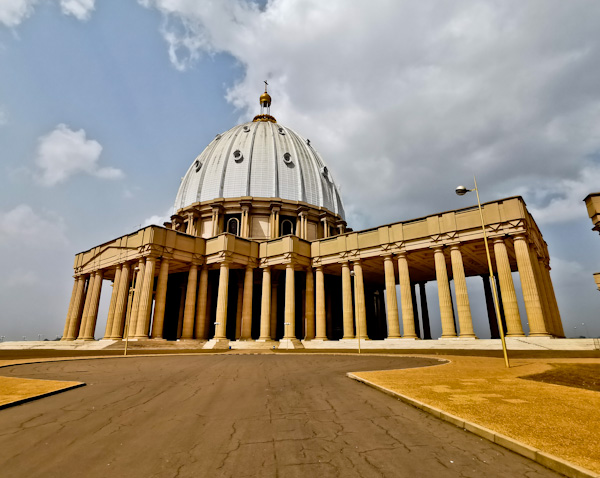 Basilica of Yamoussoukro Visit