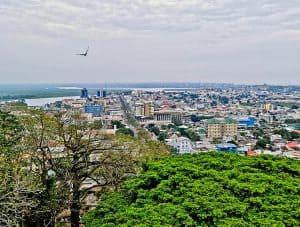 Best Monrovia Panoramic Viewpoint