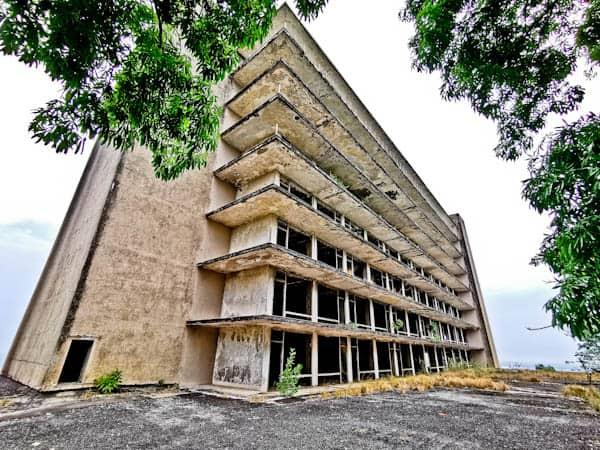 Ducor Hotel Monrovia