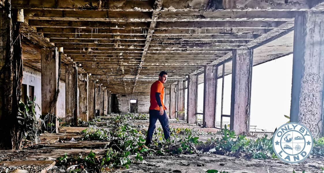 Abandoned 5 Star Ducor Hotel in Liberia - Photography