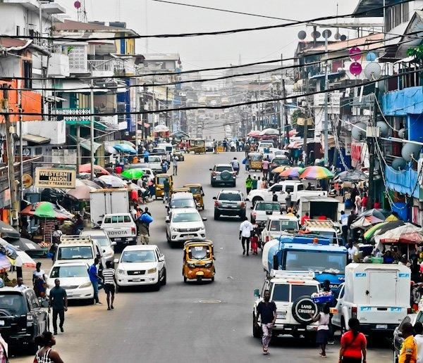 Travel Around Monrovia