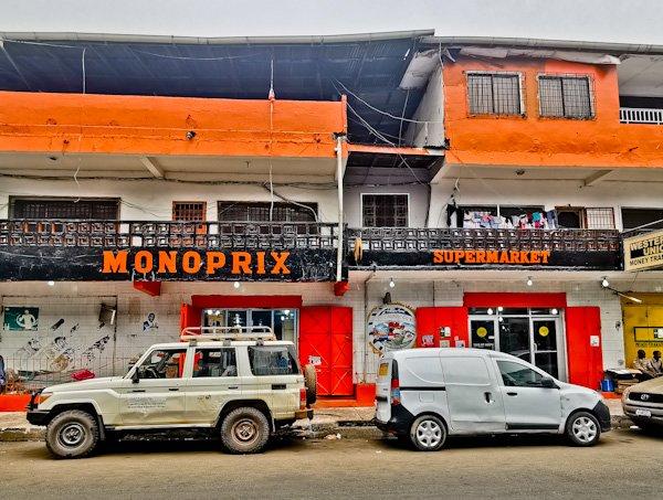 Monoprix Supermarket Monrovia