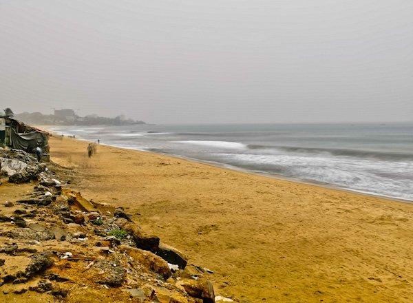 Beaches of Monrovia Liberia